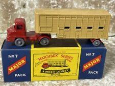 Matchbox Major Packs