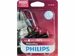 For 2002-2009 GMC Envoy Headlight Bulb High Beam Philips 13817WY 2003 2004 2005