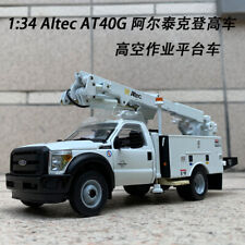 Diecast Toy Model 1:34 Scale Replic Altec AT40G IMPEX/SUNR Bucket Truck Vehicles