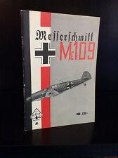 MESSERSCHMITT Me109 By Uwe Feist - 1965