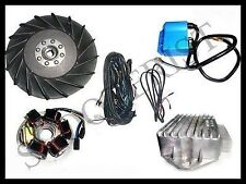 Vespa LML 12V Electronic Ignition Kit Stator Plate PX P PE T5 Star Stella P125X