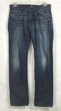 7 For All Mankind mens Slimmy distressed jeans W33 to W34 L32