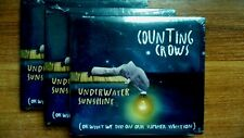 Underwater Sunshine (Or What We Did..) Counting Crows (CD, 2012 Collective) NEW