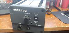 Hakko 470 2 Air Soldering Desoldering Tool