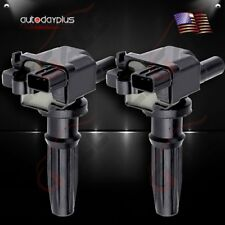 Set of 2 New Ignition Coil Cassette Pack new for Magentis Optima 2.4L 4cyl UF285