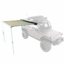 Smittybilt Overland 8.2 Foot x 6.2 Foot Tent Awning Coyote Tan S/B2784