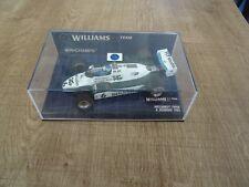 MINICHAMPS WILLIAMS  FW08 K. ROSBERG WORLD CHAMPION 1982 1:43 WILLIAMS F1 TEAM