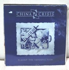 CHINA CRISIS – FLAUNT THE IMPERFECTIONLP N. 3465