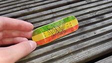 D-WOOD G2 HOLZ FINGERBOARD DECK (100% Handarbeit) neu handmade tape board X