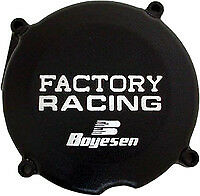 Honda CR250 1986-2001 Boyesen Factory Racing Ignition Cover Black CR 250 CR250R