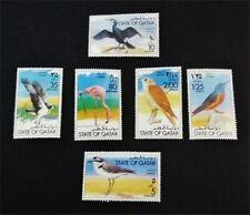nystamps British Qatar Stamp # 494-499 Mint Og H/Nh $88 J15y3244