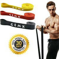 Strong Loop Resistance Bands Exercise Sports Heavy Duty Latex Yoga Pull Up Band