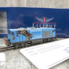 LILIPUT L142109 - H0e - Diesellok Zillertalbahn D16 - Analog - OVP - #U42805