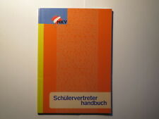 MKV - Schülervertreter Handbuch - Mittelschüler-Kartell-Verband / Studentika