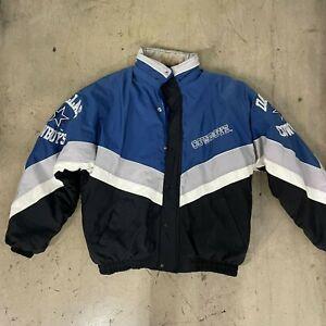 Vintage Starter Dallas Cowboys Stitched Nylon Jacket
