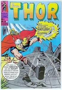 Thor Nr. 4 sehr gut / Z: 1 Marvel - Williams Verlag ab 1974