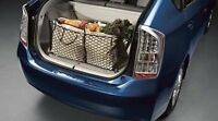 Envelope Style Trunk Cargo Net for Toyota PRIUS 2010-2015 NEW FREE SHIPPING