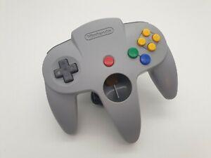Nintendo 64 Controller • Gamepad • grau • TEILDEFEKT • N64