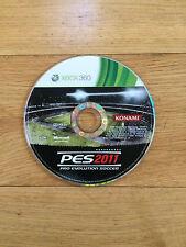Pro Evolution Soccer 2011 (PES) para Xbox 360 * * disco solamente