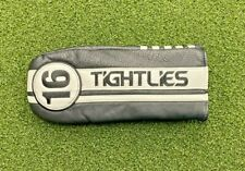 Adams Tight Lies 16 Headcover / Black/White / Good Condition / mmhc0421