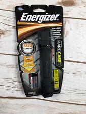 Energizer [NEW] Tactical LED Flashlight, Hard Case Professional Work Light, M86L