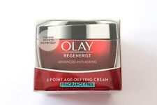 Olay Regenerist 3-Point Age-Defying Cream Fragrance Free - 50ml