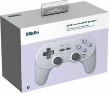 8Bitdo SN30 Pro+ Bluetooth Gamepad (Classic Edition) for Switch,  PC, Android