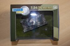 DRAGON ARMOR 1:72 T-34/76 MOD.1940 1ST MOSCOW MOTORIZED RIFLE DIV JULY 1941