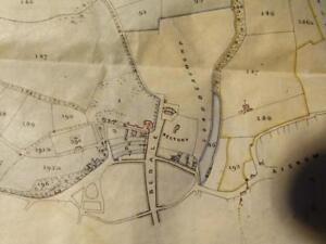 BEDALE 1848 De La Poer BERESFORD & PEIRSE to MONSON Settlement Manuscript #BP1