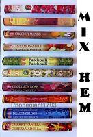 HEM Various Flavor Incense Sticks Agarbatti 20 Stick/Pack Special Offer Price