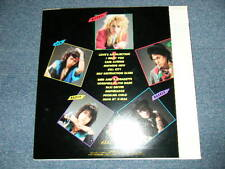 HANOI ROCKS Japan 1982 NM LP+Obi SELF DESTRUCTION BLUES