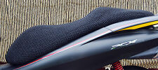 3D AIR MESH /NET SEAT COVER HONDA PCX 125/150 ALL MODELS 09-18 PRIORITY AIRMAIL