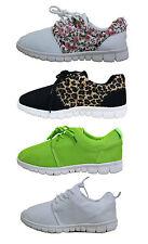 Mesh Outer Medium Fitness & Running Shoes for Women