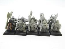(5122) Dwarf Warriors Regiment Dwarfs Cities Of Sigmar Fantasy Warhammer
