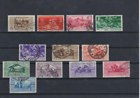 Italy 1930 Used Stamps  Ref: R7400