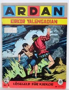 ARDAN - Großband Nr. 5 - Artima  Verlag - 1961