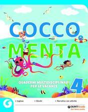 Cocco e Menta 4 Quaderni multidisciplinari per le vacanze