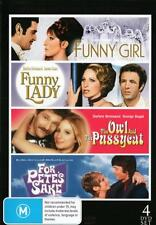 Barbra Streisand Collection: Funny Girl / Funny Lady / Th . - DVD - NEW Region 4
