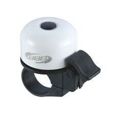 BBB Loud & Clear Bicycle Bell - White