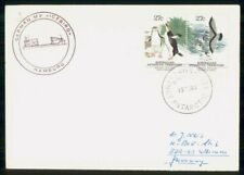 "MayfairStamps Australian Antarctic Territory 1988 German Mv ""Icebird"" Hamburg Pa"