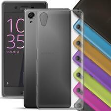 Ultra Slim Cover für Sony Xperia Hülle Case Silikon Schutzhülle Bumper Tasche