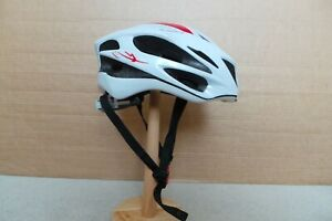 Mens BTwin Road Cycling Helmet Size L/XL 58-63cm