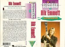 rikk emmett star licks guitar instructional dvd triumph