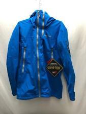 MARMOT Men's Freerider Snow Ski Winter Jacket Medium Clear Blue NEW