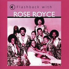 Rose Royce - Flashback with Rose Royce [New CD]