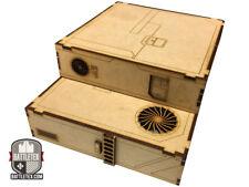 TWIN Pack-Unità di base industriale A1 & A2-Necromunda WARHAMMER 40k PAESAGGIO RPG