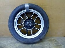 1984 Honda Shadow VT500 H1525. rear wheel rim 16in