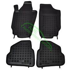 Gummimatten mit Rand für Seat Ibiza (Typ 6J) ab Bj: 2008-2012 (Alle Modelle)