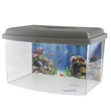 Miniaquarium Kinderaquarium Terrarium Transportbox Fische Goldfisch Insekten