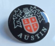50 mm Austin Mini in Resina a Cupola BADGE Finestra Winder TAPPO VOLANTE GEAR KNOB BN